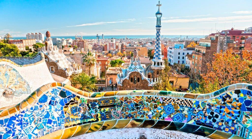 Spain-Pyrenees-Barcelona