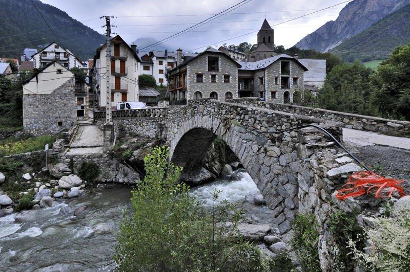 Spain-Pyrenees-Bielsa