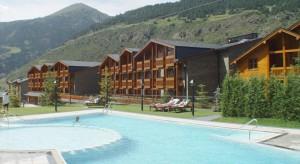 Spain-Pyrenees-Hotel