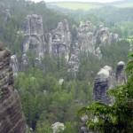 Sandstone Formation - Broumov